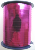 Ballonband, Luftballonbänder 1 Rolle 400 m, Bordeaux Metallic (Ballonband-Bordeaux-Metallic-Rolle-Brdx-M-Li-01)
