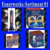 Feuerwerk, Sortiment 1, Event-Feuerwerk (Feuerwerk Sortiment 01)