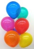 Luftballons 28-30 cm Ø Kristall 100 Stück (LRMEF BrE Luftballons Kr 28-30/100)