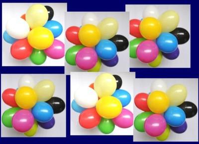 Luftballons im Ballonsupermarkt-Onlineshop, dem riesigen Ballonshop auf 1000 qm