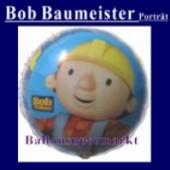 Luftballon Bob Head, Folienballon mit Ballongas (FHGE71)