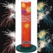 Feuerwerk, Riesen-Fontäne, Fontänen-Feuerwerk (Feuerwerk Riesen Fontaene 3378)