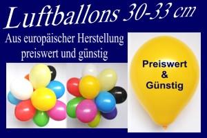 Luftballons 30 cm - Luftballons 30 cm