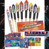Feuerwerk, Power Collection, Feuerwerks-Sortiment (Feuerwerk Power Coll. 4684)