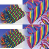 Luftschlangen 3 Rollen (Luftsl D2 01)