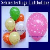 Motiv-Luftballons-Schmetterlinge (Motiv-Luftballons-Schmetterlinge-GF-178)
