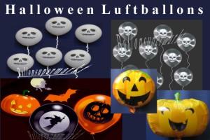 Halloween Luftballons - Halloween Luftballons