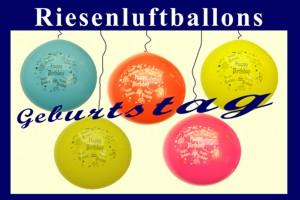 Riesenluftballons-Geburtstag-Happy-Birthday - Riesenluftballons-Geburtstag-Happy-Birthday