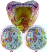 Kindergeburtstag mit My Little Pony 1 (FHGE KK MLP01)
