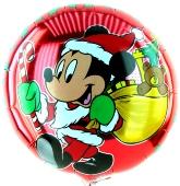 Mickey Christmas (heliumgefüllt) (FHGE WM E 6)
