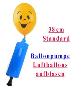 Einfach Ballonpumpe für Luftballons