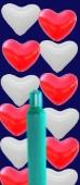 Herzluftballons Hochzeit
