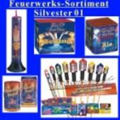 Feuerwerk, Silvester-Sortiment 1, Event-Feuerwerk (Feuerwerk Sortiment, Silvester 01)