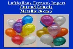 Luftballons Metallic im Sonderangebot