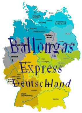 Helium-Ballongas Express Deutschland