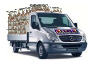 Ballongas Express Transport