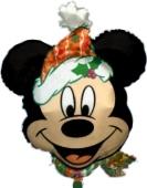 Mickey Christmas (heliumgefüllt) (FHGE WMiM/02)