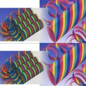 Luftschlangen 3 Rollen (Luftsl D3 01)