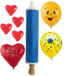 Große Ballonpumpe für professionellen Einsatz