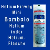 Helium Ballongas Einwegflasche Bombolo