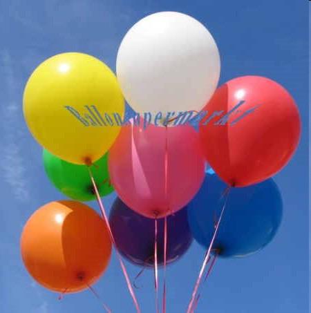 Luftballons günstig und preiswert - Luftballons günstig und preiswert