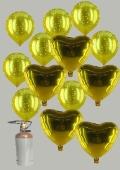 Goldene Hochzeit Midi-Set 1 (BGS05MD GHo HFS 01)
