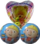 Kindergeburtstag mit Bob Head (FHGE KK MBH01)