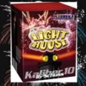 Feuerwerk, Light House, Batteriefeuerwerk (Feuerwerk Light House 5018)