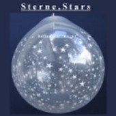 Stars, Geburtstag, Hochzeit, Geschenkballons, Stuffer (Geschenkballons Sterne 01)