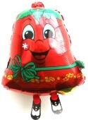 Weihnachtsglöckchen (heliumgefüllt) (FHGE WWGl/01)