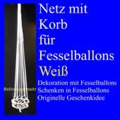 Netz für einen Fesselballon