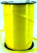 Ballonband, Luftballonbänder 1 Rolle 500 m, Neon-Gelb (Ballonband-Neon-Gelb-Rolle-Bb-NG-01)