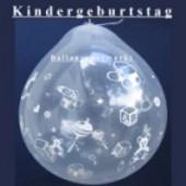 Kindergeburtstag, Geschenkballons, Stuffer (Geschenkballons Kindergeburtstag 01)