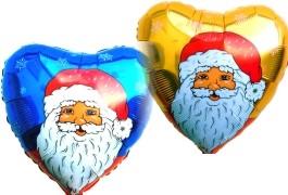 Nikolaus-Luftballons