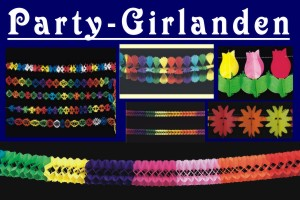 Party Girlanden - Party Girlanden
