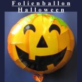 Kürbis, Folienballon Halloween (heliumgefüllt) (FHGE AM 22638)