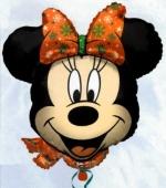 Minnie Christmas (heliumgefüllt) (FHGE WMiM/01)