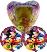 Kindergeburtstag mit Mickey, Donald & Pluto (FHGE KK MDP01)
