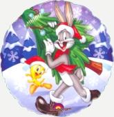 Bugs Bunny & Tweety (heliumgefüllt) (FHGE WM E 1)