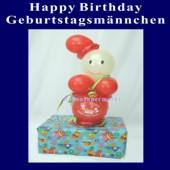 Happy Birthday Geburtstagsmännchen (Geburtstagsmaennchen-02)