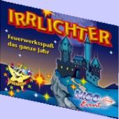 Kleines Silvester-Feuerwerk, Irrlichter (Silvester NI 4418)