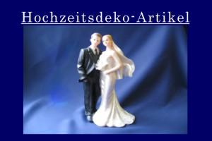 Hochzeitsdeko-Artikel