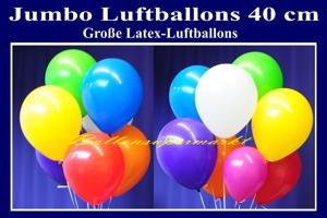 Luftballons 40 cm - Luftballons 40 cm