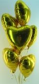 Liebe, Valentinstag: Gold