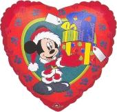 Mickey Santa (heliumgefüllt) (FHGE WM E 2)