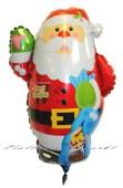 Großer Weihnachtsmann-Luftballon mit Helium (FHGE grosser-weihnachtsmann-luftballon-16958)