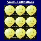 Motiv-Luftballons-Smile (Motiv-Luftballons-Smile-GF-149)