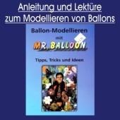 Buch Ballon-Modellieren mit Mr. Balloon (LMB-Buch 04 05012)
